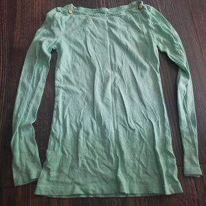Jcrew perfect fit long sleeve shirt